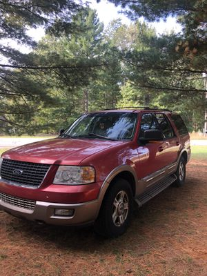 2003 Ford Expedition Eddie Bauer Sport Utility 4D for Sale in Buckley, MI