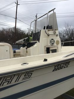 1990 Hydro sport 225 runs perfectly everything works $5000 for Sale in Houston,  TX