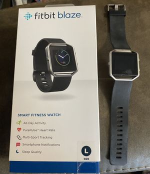 Fitbit Blaze Large for Sale in Katy, TX