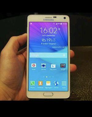 Samsung Galaxy Note 4 32Gb Sprint Unlocked for Sale in Ashburn, VA