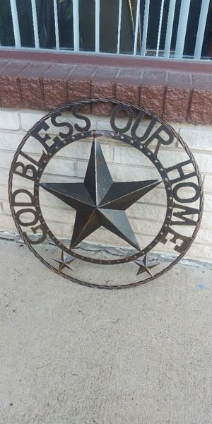 "New 25"" Metal Sign for Sale in Lancaster, TX"