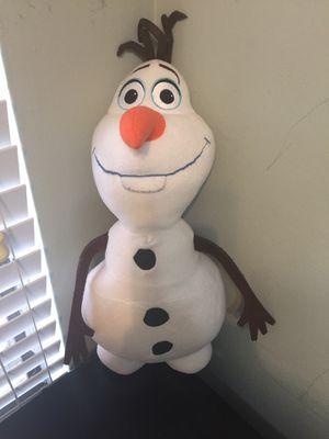Olaf child's book bag for Sale in Miami, FL