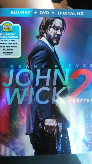John wick 2 for Sale in Dallas, TX