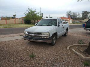 2000 V6 4.3 chevy Silverado 1500 single cab for Sale in Chandler, AZ