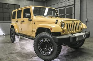 2013 Jeep Wrangler Unlimited for Sale in Puyallup, WA