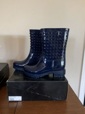 Studded rain boots for Sale in Ontario, CA