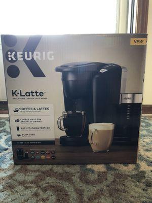 Keurig K-Latte Coffee Maker UNOPENED! for Sale in Vancouver, WA