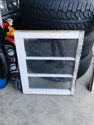 Old window for decor for Sale in Denver, CO