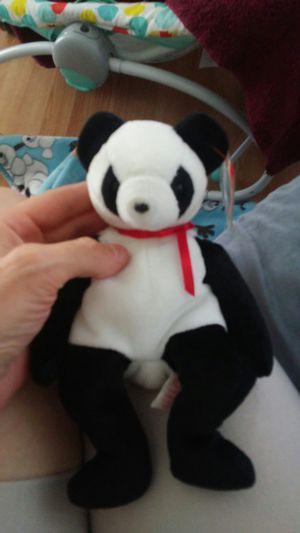 Original beanie baby teddy bear for Sale in Kingsley, MI