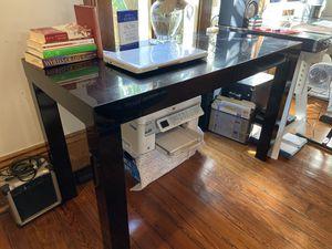 Black Desk For Sale for Sale in Harvey, LA