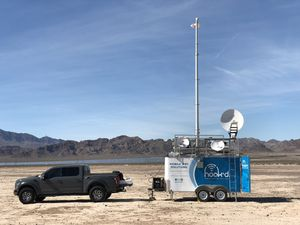 Mobile WiFi Trailer for Sale in Las Vegas, NV