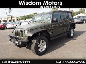 2015 Jeep Wrangler Unlimited for Sale in Maple Shade Township, NJ