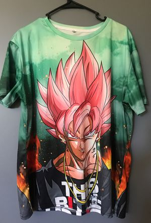 Dragon ball z shirt ......sizes Large for Sale in Concord, CA