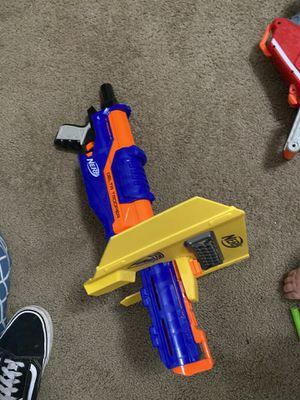 Nerf gun for Sale in Huntington Beach, CA