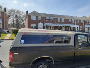 Camper for full size truck. Fiberglass. for Sale in Essex, MD