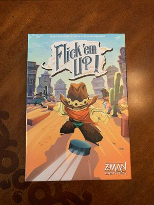 Flick em' Up Family Friendly Board Game for Sale in Sun City West, AZ