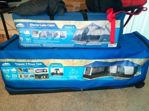 Tents sleep 14people brand new and tent sleep 8people brand new for Sale in Temple Hills, MD