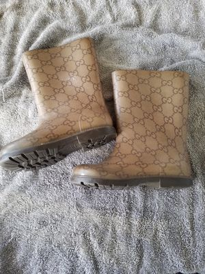 Gucci Rain boots for Sale in West Covina, CA