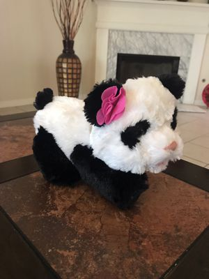 HASBRO POM POM FURREAL FRIENDS PANDA BEAR INTERACTIVE STUFFED ANIMAL PLUSH TOY for Sale in Lawrenceville, GA