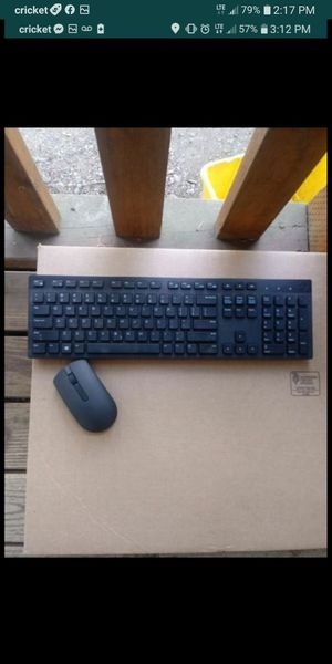 New Dell Wireless Bluetooth Keyboard and Mouse for Sale in Molalla, OR