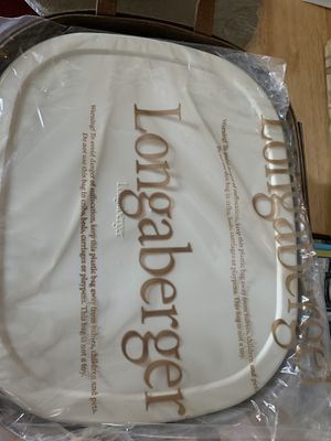 New Longaberger Basket for Sale in Burlington, NJ