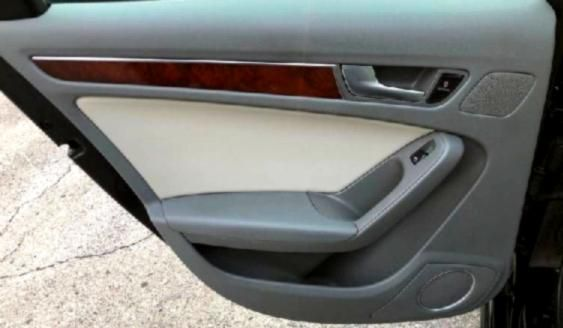 12 Audi A4 Automatic Transmission