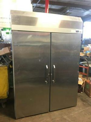 Hobart Two Section Refrigerator Commercial Grade for Sale in Pacific, WA