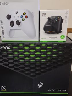 *XBOX SERIES X BUNDLE* $825 OBO! SEALED NEW IN BOX, XBOX SERIES X CONSOLE BUNDLE. for Sale in Akron,  OH