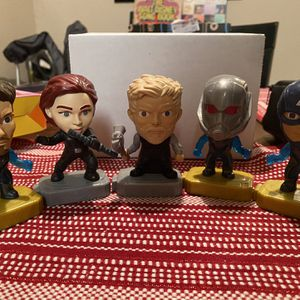 Selection Of Avengers McDonald's Toys for Sale in Davenport, FL