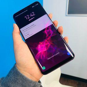 Samsung Galaxy S9 Plus Unlocked for Sale in Tacoma, WA