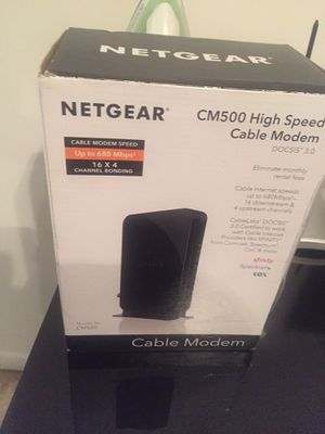 Cable modem for Sale in Oakland Park, FL