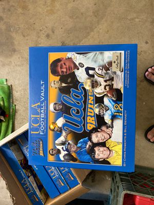 UCLA football vault book (hard cover) for Sale in Fresno, CA