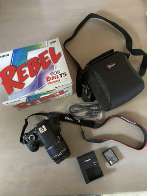 Cannon Rebel t5 kit for Sale in Fort Lauderdale, FL