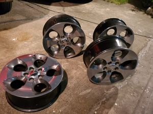 jeep wheels for Sale in Houston, TX