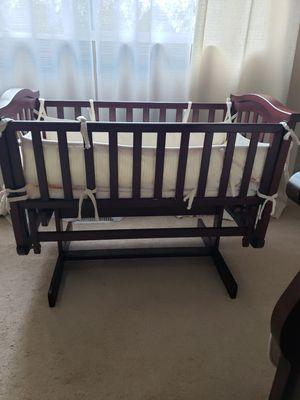 Baby cradle crib for Sale in Auburn, WA