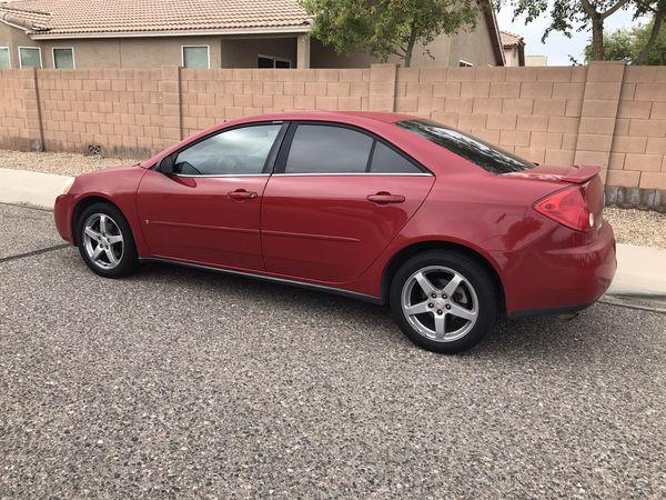 2008 Pontiac G6 V6