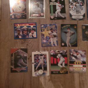 Lot Of 14 Derek Jeter Baseball Trading Cards for Sale in DeFuniak Springs, FL