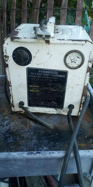 Ez go 36 volt golf cart charger for Sale in Newport, NJ