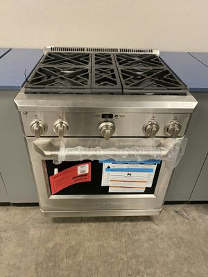 "New 30"" Monogram Gas Range On Sale 1yr Factory Warranty for Sale in Chandler, AZ"