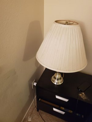 Bedside lamp for Sale in Kirkland, WA