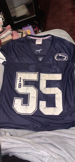 Victoria's Secret PINK Penn State Jersey for Sale in Lock Haven, PA