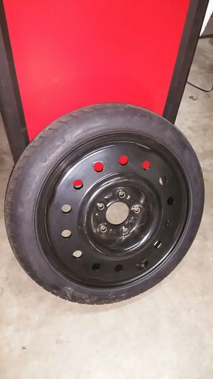 """Good Year 16"""" spare wheel / tire. 5lug 16' x4. Great Condition! for Sale in Pacific, WA"""