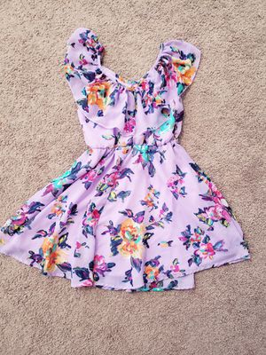 Purple Floral Dress for Sale in East Wenatchee, WA