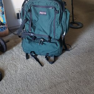 Jansport hiking backpack. Internal frame for Sale in West Covina, CA