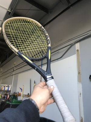 Wilson - Head intelligence tennis racket for Sale in Lake in the Hills, IL