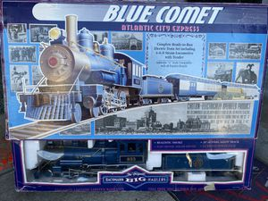 Bachmann G-Scale Blue Comet Train Set for Sale in Lakewood, WA