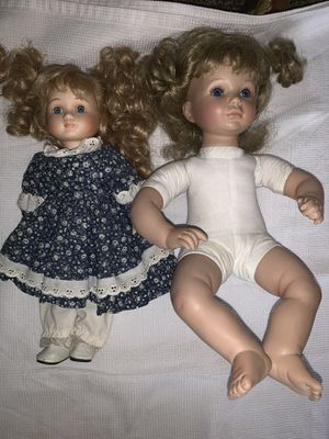 Porcelain Dolls for Sale in Stockton, CA
