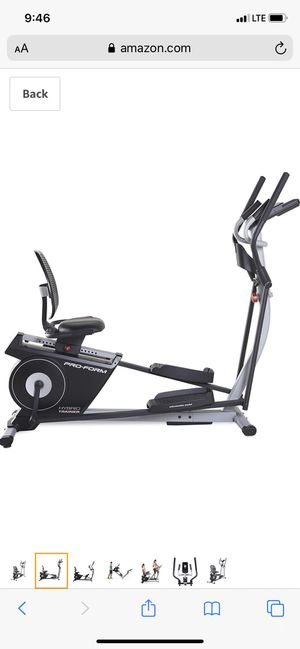 Exercise machine for Sale in Belleville, NJ