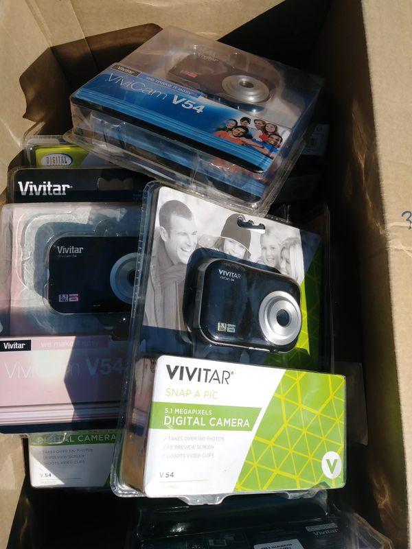 Kid Digital Cameras Vivitar