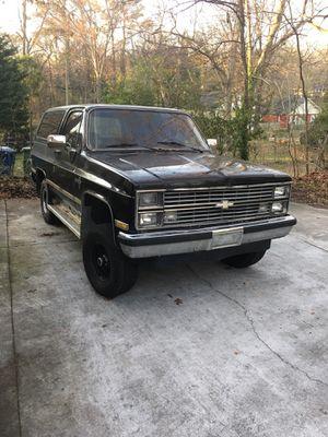 1984 Chevy K5 for Sale in Atlanta, GA